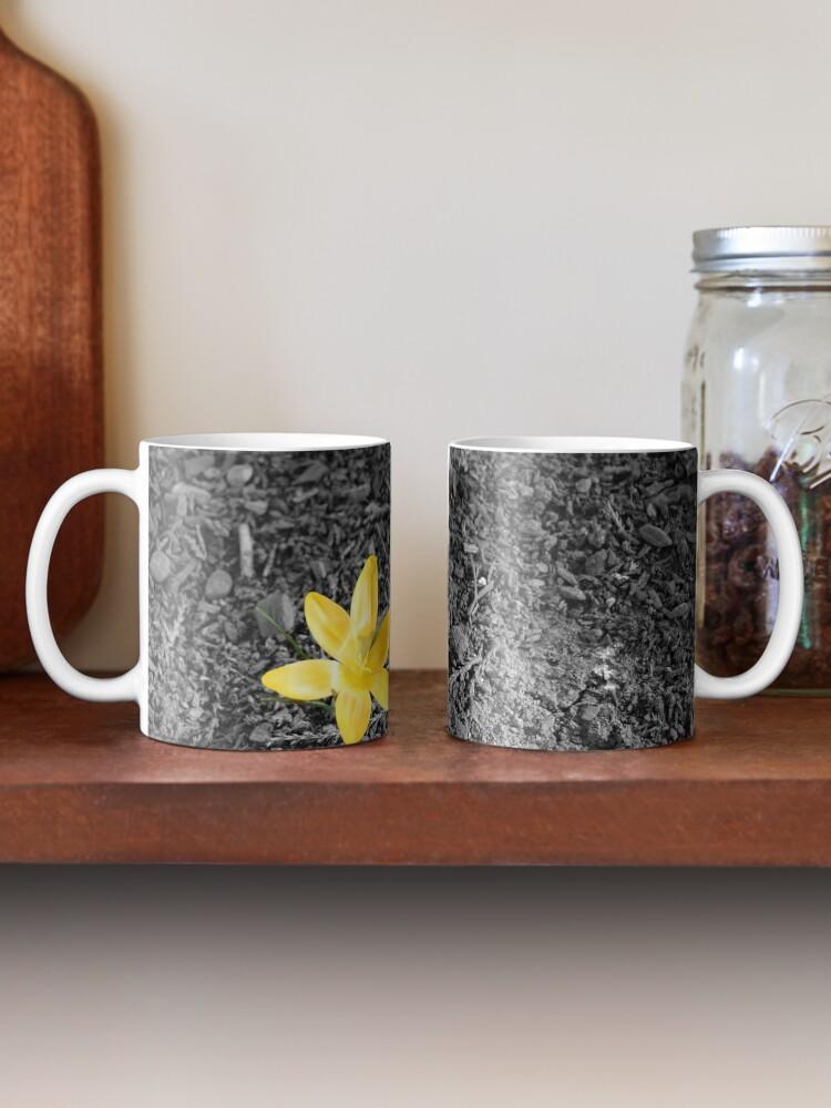 Alternate view of Crocus Mug