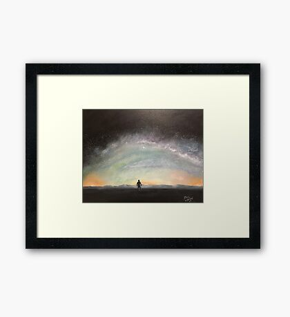 Glory of God Framed Print