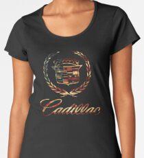 Cadillac Vintage Women's Premium T-Shirt