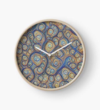 Stones #DeepDream Clock