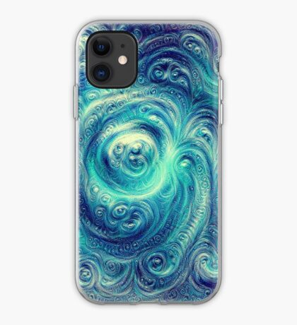 Cyclone #DeepDream iPhone Case