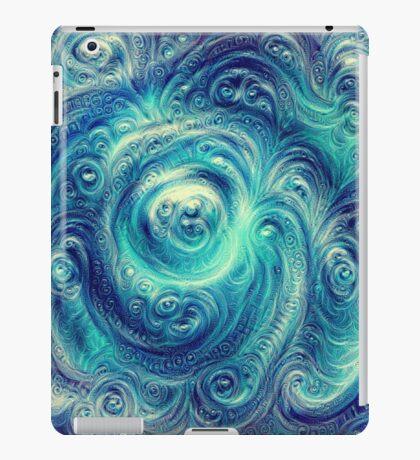 Cyclone #DeepDream iPad Case/Skin