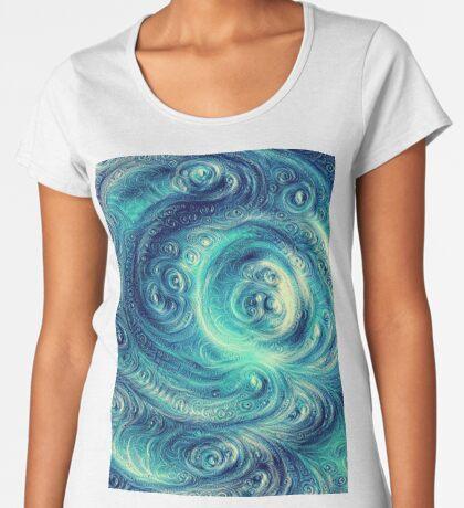 Cyclone #DeepDream Premium Scoop T-Shirt