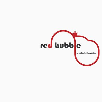 Red Bubble Bug! by creativeglen