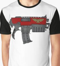 Space Marine Bolter Graphic T-Shirt