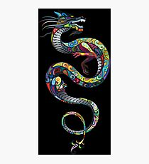 Asian Dragon Photographic Print