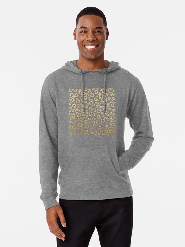 e384768392b6 Modern leopard pattern luxury faux gold glitter