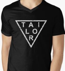 Stylish Tailor Men's V-Neck T-Shirt