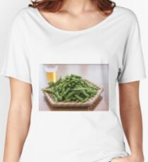 Edamame and Beer Women's Relaxed Fit T-Shirt