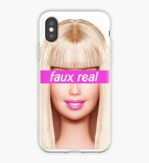 Faux Real iPhone Case
