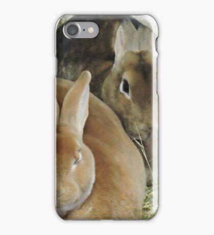 Easter Bunnies iPhone Case/Skin