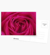 Red Red Rose Postcards