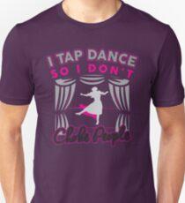 Funny Tap Dancing Shirt Gift For Tap Dancer T-Shirt