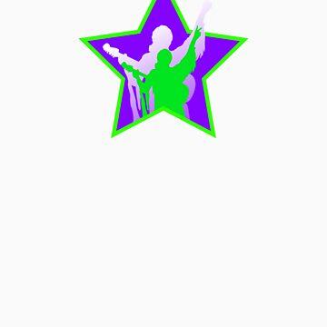 Rock Star by yvettebell