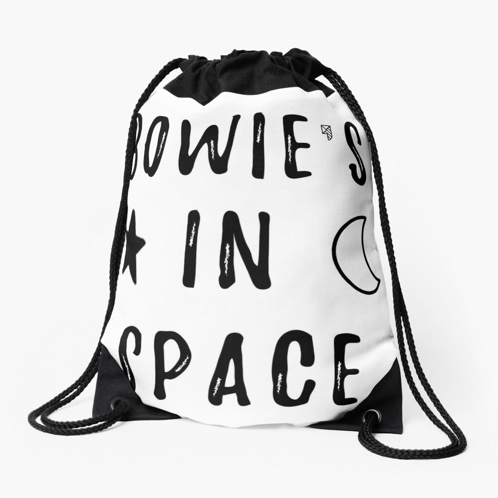 Bowie & # 39; s en el espacio Mochila saco