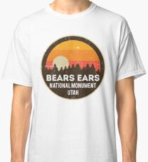 Bears Ears National Monument Classic T-Shirt