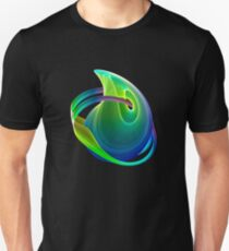 Artistic abstract T-design Unisex T-Shirt