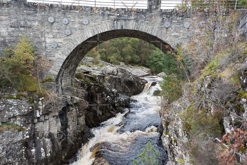 Silverbridge over Blackwater by SiobhanFraser
