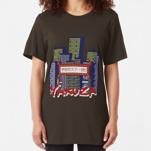 Yakuza 1988 [Variant] Slim Fit T-Shirt
