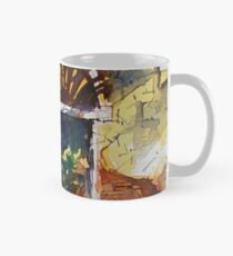 Watercolor of SADEK AHMED Classic Mug