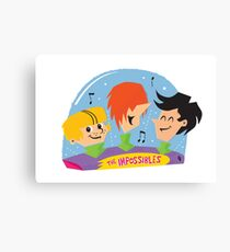 The Impossibles Canvas Print