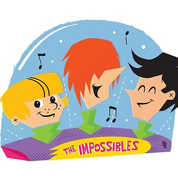 The Impossibles by marcelobadari