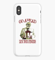 Colonel Z iPhone Case
