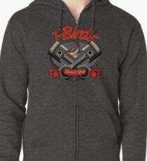 T-Birds' Speed Shop Zipped Hoodie