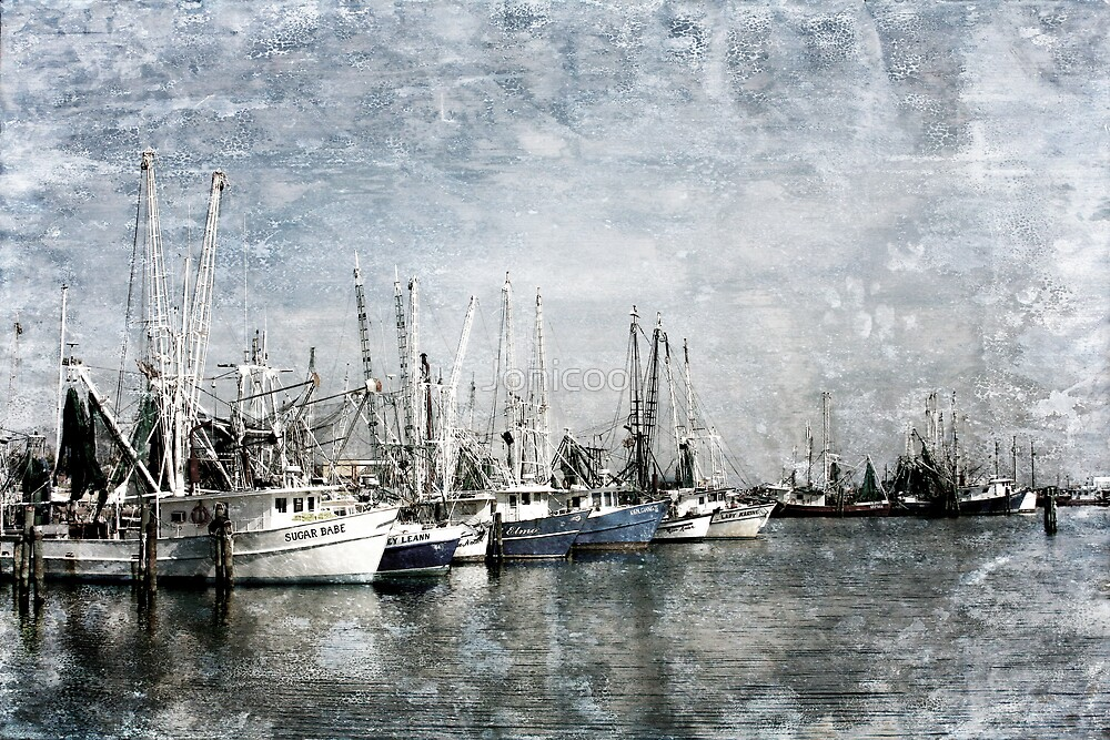 Deep South Harbor by Jonicool