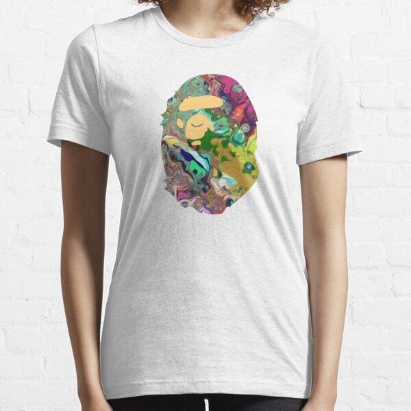 Trippy Bape Ape Essential T-Shirt