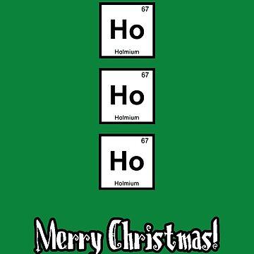 HoHoHo for chemists, GREEN by garigots