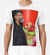 Flower Vender Premium T-Shirt