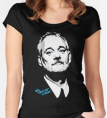 Bill F@#%!NG Murray Women's Fitted Scoop T-Shirt
