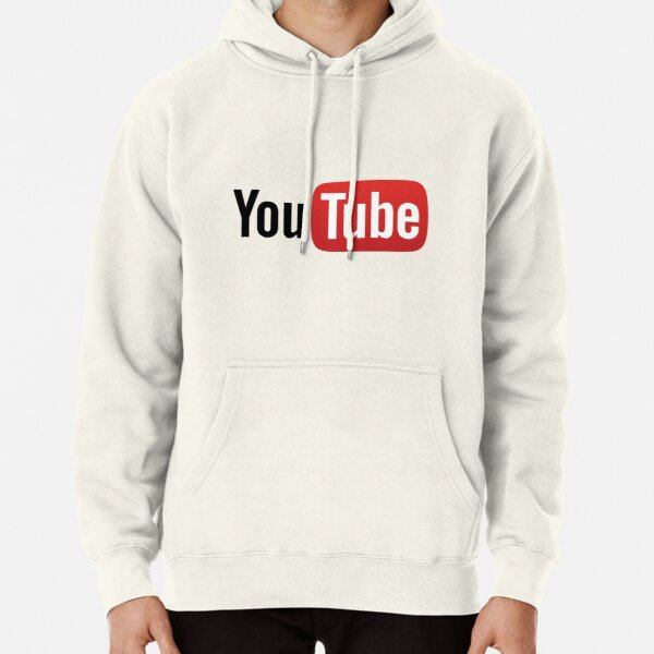 YouTube Pullover Hoodie