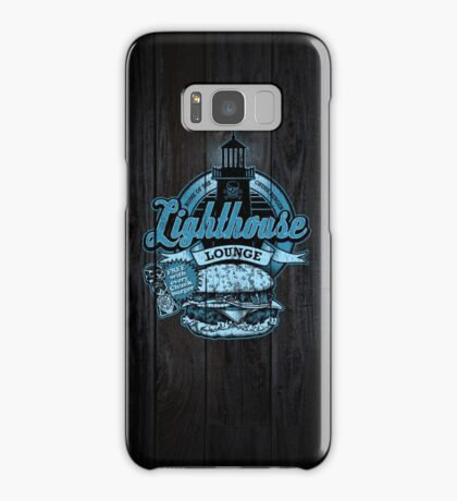Lighthouse Lounge Samsung Galaxy Case/Skin