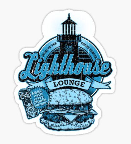 Lighthouse Lounge Sticker