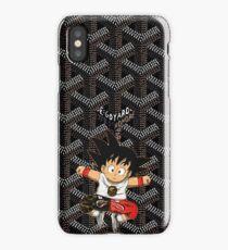 goku dragon iPhone Case/Skin