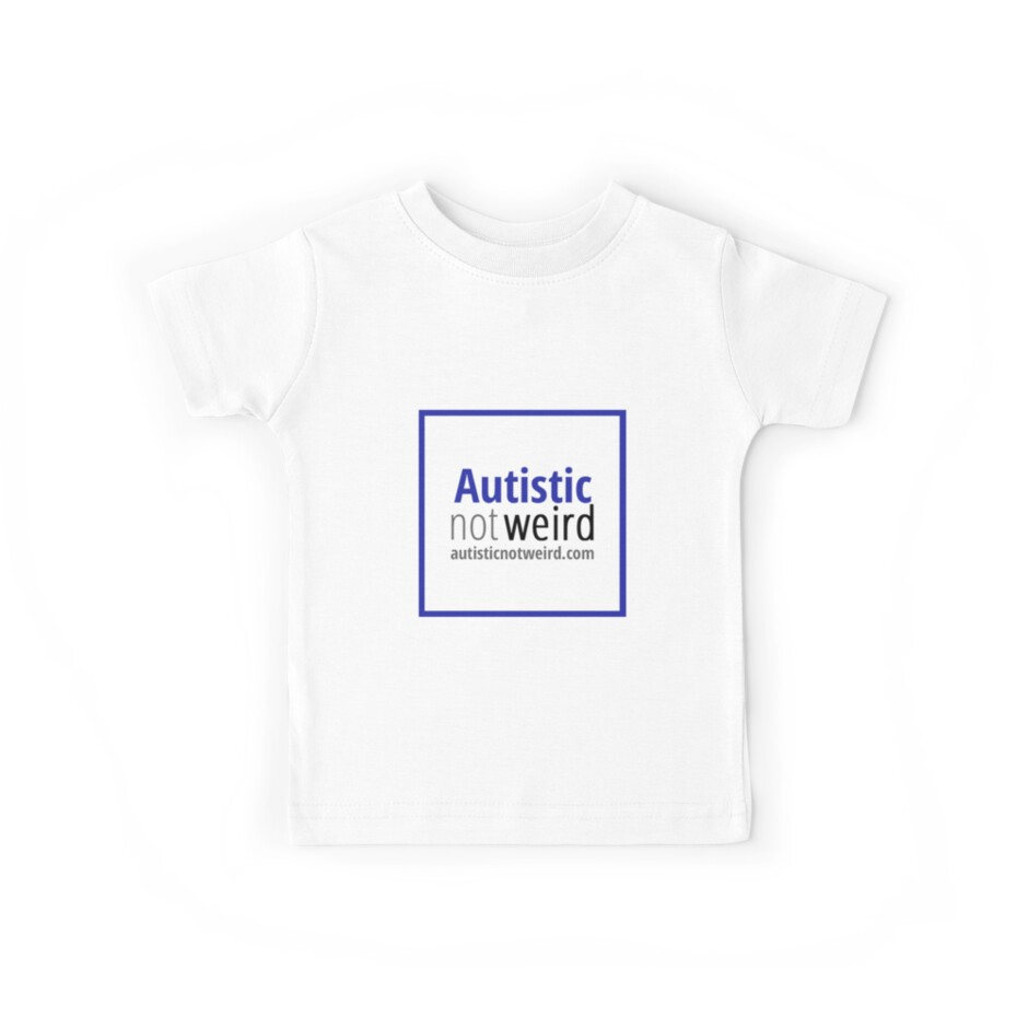 Autistic Not Weird logo by AutisticNW