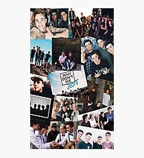 Why Don't We Collage Photographic Print