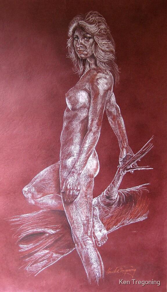 Nude s  by Ken Tregoning