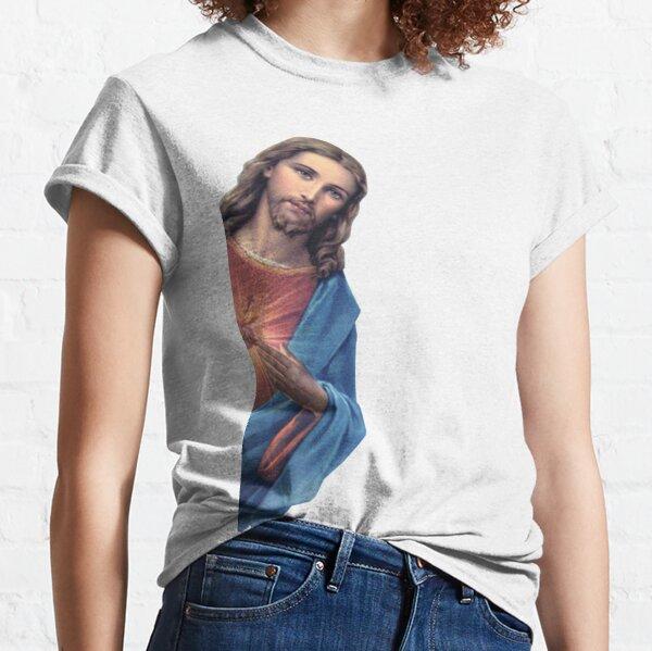 Jesus is watching you - meme Classic T-Shirt