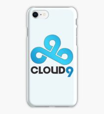 Cloud 9 - Sleek Gloss iPhone Case/Skin