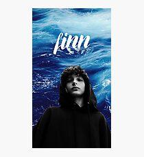 Finn Wolfhard  Photographic Print