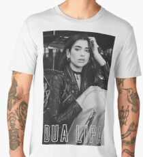Dua Lipa Men's Premium T-Shirt