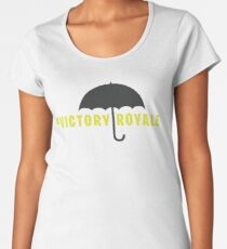 Fortnite victory Women's Premium T-Shirt
