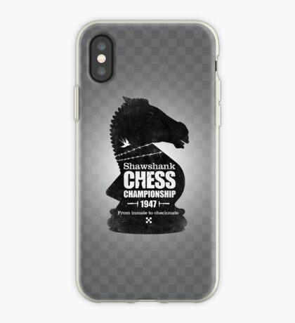 Shawshank Chess Comp iPhone Case