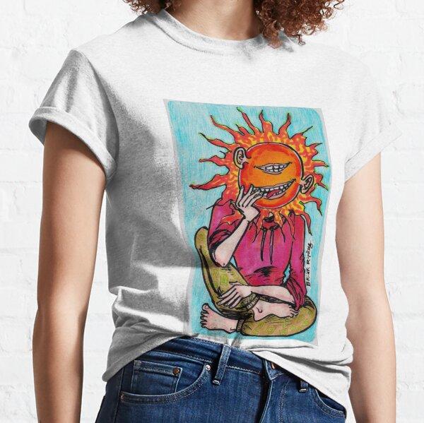 sun-headed person Classic T-Shirt