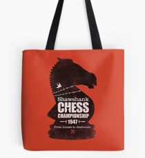Shawshank Chess Comp Tote Bag