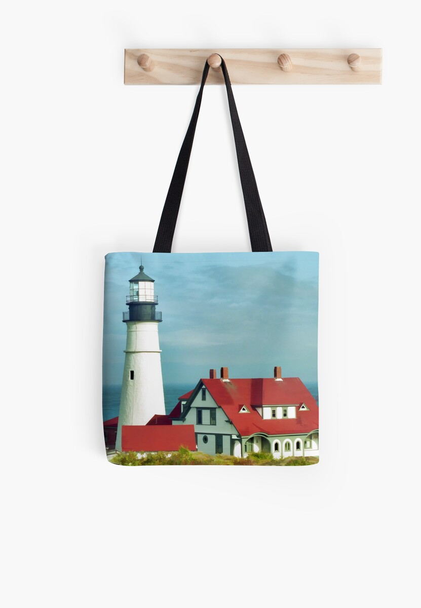 Portland Head Lighthouse by Dan Dooley