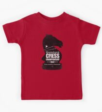 Shawshank Chess Comp Kids Tee